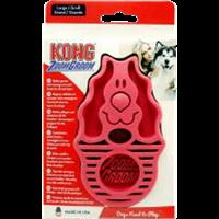 Kong Zoom Groom - Raspberry (1000881)