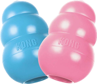 Kong Classic Puppy - 1 Stück (XS) (1040053)