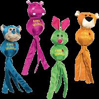 Kong Wubba Ballistic Friends - Small, Farbwahl zufällig (47689)