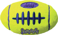 Kong Air Squeaker American Football