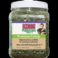 Kong Naturals Premium Catnip - 56 g (65386)