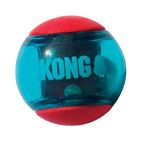 KONG Squeezz Action Ball - rot