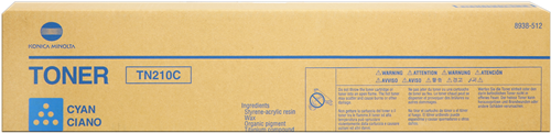 Konica Minolta 8938-512 TN210C