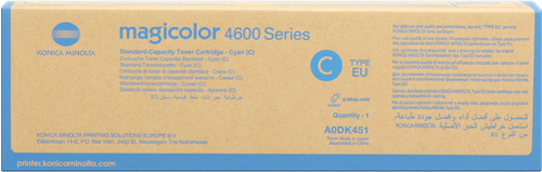 Konica Minolta A0DK451