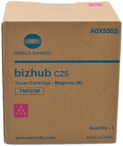 Konica Minolta bizhub C25 A0X5353