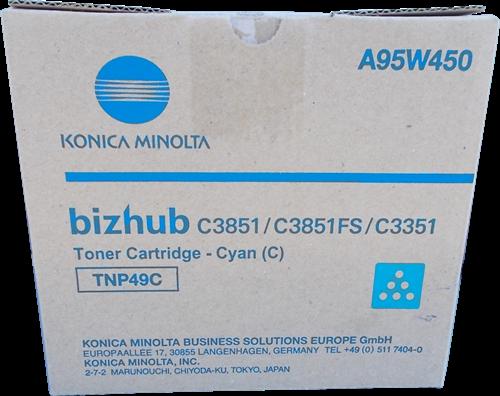 Konica Minolta A95W450 TNP49C