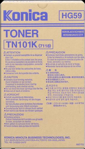 Konica Minolta TN-101K