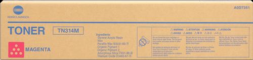Konica Minolta bizhub C353 A0D7351