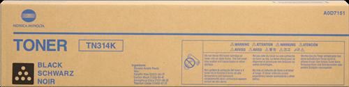 Konica Minolta bizhub C353 TN-314K