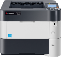 Impresora Laser Negro Blanco Kyocera ECOSYS P3055dn