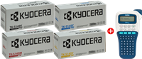 Value Pack Kyocera TK-5140 MCVP 01
