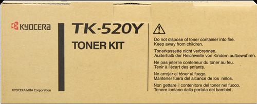 Kyocera FS-C5015N TK-520y