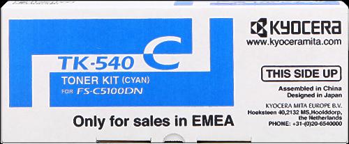 Kyocera TK-540c