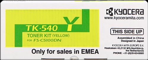 Kyocera FS-C5100DN TK-540y