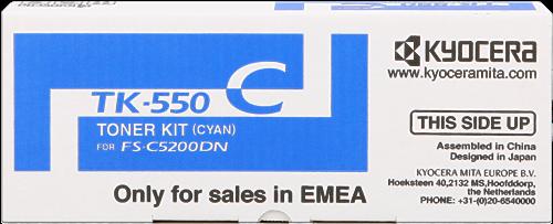 Kyocera TK-550c