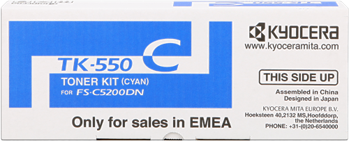 Kyocera FS-C5200DN TK-550c