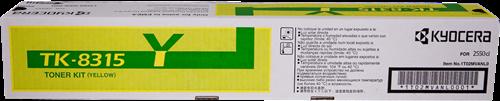 Kyocera TK-8315y