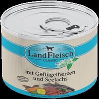 Landfleisch Dog Pur mit Frischgemüse - 195 g