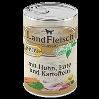 Landfleisch Junior Huhn, Ente & Kartoffeln