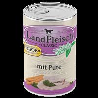 Landfleisch Junior Pute mit Frischgemüse