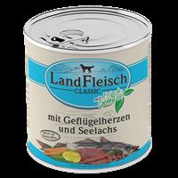 Landfleisch Dog Pur mit Frischgemüse - 800 g