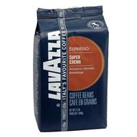 Kaffee Ganze Bohne Lavazza Super Crema