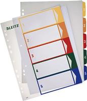 Register PC-beschriftbares , farbig Leitz 1291-00-00