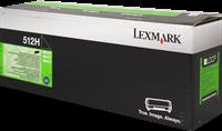 Tóner Lexmark 51F2H00