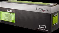 Toner Lexmark 602H