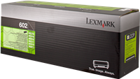 Tóner Lexmark 60F2000