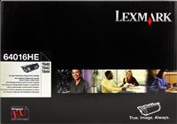 toner Lexmark 64016HE