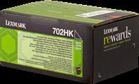 Toner Lexmark 70C2HK0