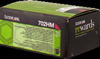 Toner Lexmark 70C2HM0
