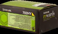 Toner Lexmark 70C2HY0