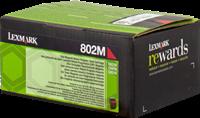 Tóner Lexmark 80C20M0