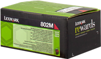 toner Lexmark 80C20M0