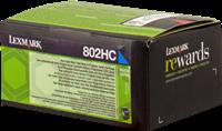 toner Lexmark 80C2HC0