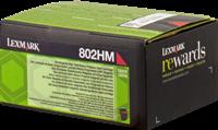 Tóner Lexmark 80C2HM0