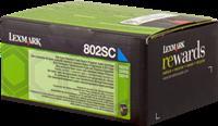 Toner Lexmark 80C2SC0