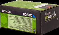 toner Lexmark 80C2XC0