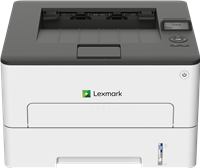 Laserdrucker Schwarz Weiß Lexmark B2236dw