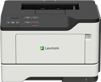 Laserdrucker Schwarz Weiß Lexmark B2442dw