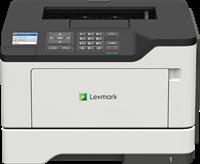 Laserdrucker Schwarz Weiss Lexmark B2546dw
