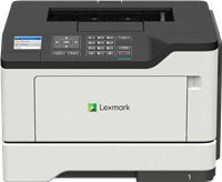 Schwarz-Weiß Laserdrucker Lexmark B2546dw