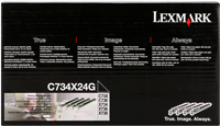 fotoconductor Lexmark C734X24G