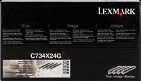 Tambour d'image Lexmark C734X24G