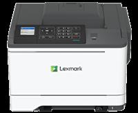 Impresoras láser color Lexmark CS521dn