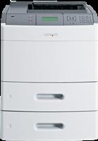 Laser Printer Black and White  Lexmark T652dtn