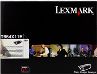 Unidad de tambor Lexmark T654X11E