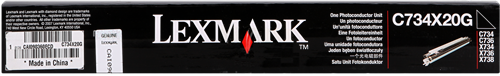 Lexmark C734X20G